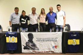 El gobierno provincial acompañó la presentación del partido Respiremos Juntos