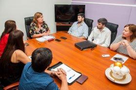 Repasan la agenda de obras viales para el año que viene en el departamento Villaguay