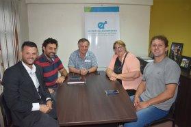 Interesa al gobierno provincial el desarrollo del futsal