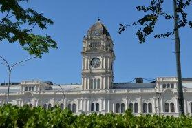 Este sábado comenzó el pago de aguinaldos a activos y pasivos de la administración pública