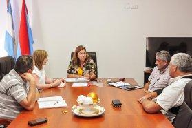 Vialidad Provincial y el municipio de Tabossi diagraman mejoras en su red vial