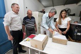 Se abrieron los sobres para la construcción del Centro de Salud Basilio Galanti de Colonia Crespo