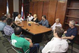 La provincia proyecta acciones junto a movimientos sociales, gremiales y empresariales
