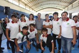 Entre Ríos consolida el apoyo a instituciones deportivas