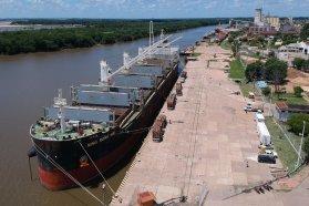La complementariedad de los puertos entrerrianos motoriza el desarrollo regional