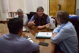 La provincia fortalece su relación con el Instituto Nacional de Tecnología Agropecuaria