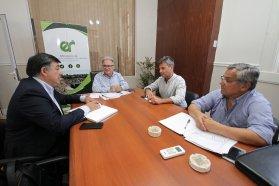 Se evaluaron las obras para Concepción del Uruguay
