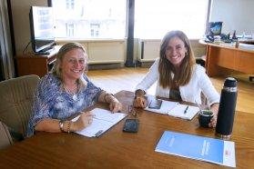 La provincia coordina con Nación la implementación del Plan Argentina contra el Hambre