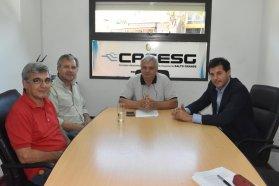 La Cafesg acuerda obras prioritarias con comunas de la Región de Salto Grande