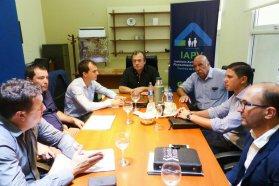 Evaluaron la política habitacional para el Departamento Uruguay
