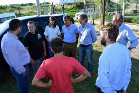 El gobierno provincial acompaña a los emprendedores e industriales de Cerrito