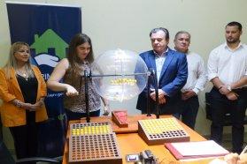 Se realizó un nuevo sorteo de viviendas para Estación Parera e Ibicuy