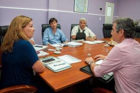 Planifican trabajan en la red vial para el departamento La Paz