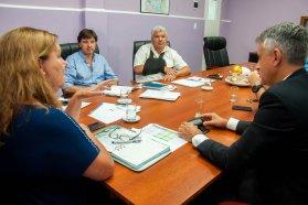 Interiorizaron a legisladores de Paraná sobre el plan de trabajo conservación en la red vial