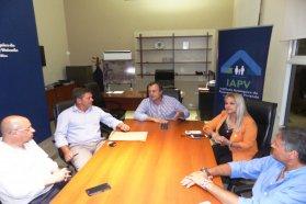 Gestionan nuevas soluciones habitacionales para Basavilbaso