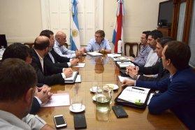 El gobierno provincial trabaja en un plan ganadero para la costa del Uruguay