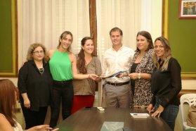 Provincia articula con Gualeguaychú una agenda de trabajo en materia de género y diversidad