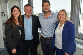 Provincia y Nación trabajarán en forma mancomunada para fortalecer al deporte