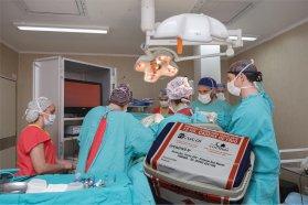 Cuatro trasplantes serán posibles tras una nueva donación de órganos en el hospital San Martín de Paraná