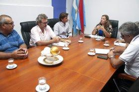 Autoridades de Vialidad planificaron trabajos para la zona de Crucecita Octava, departamento Nogoyá