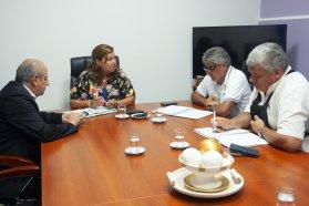 Planifican trabajos viales para la zona de Santa Elena