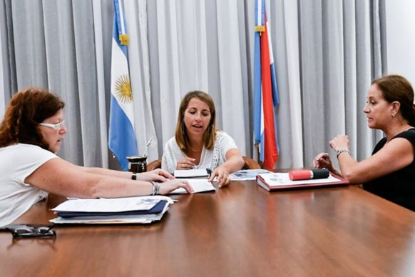 El gobierno provincial acompañará el desarrollo del Campeonato Panamericano de Maxibásquet