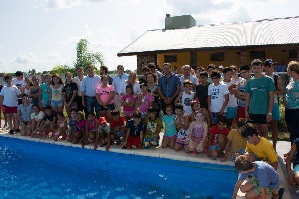 Paira valoró las políticas de acceso a la recreación durante el verano