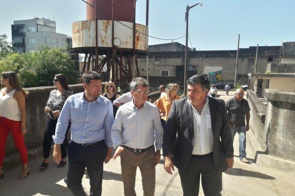 El Plan Maestro de Agua de Concepción del Uruguay presenta un 50 por ciento de avance