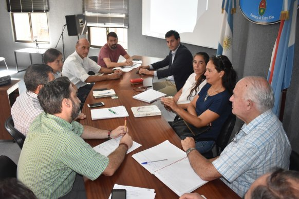 El Centro de Desarrollo Foresto Industrial tuvo su primera reunión del año en Cafesg