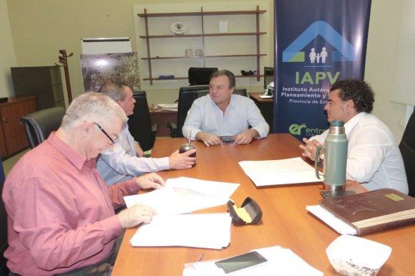 Construirán nuevas viviendas para Estancia Grande financiadas por la provincia