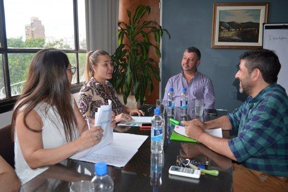 Sidecreer y la subsecretaría de la Juventud trazan objetivos conjuntos