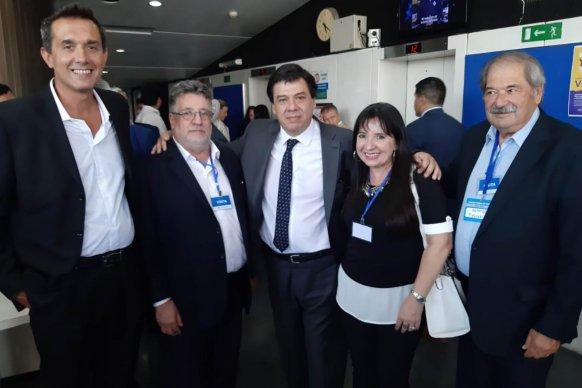 Entre Ríos participó de la presentación del Consejo Federal del Trabajo