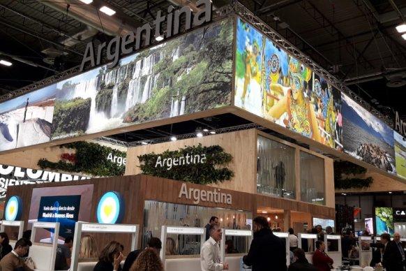 Entre Ríos participó de la Feria Internacional de Turismo de Madrid