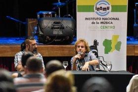 La provincia celebró el Día Nacional del Músico con la presentación de Raúl Porchetto