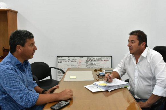Analizan proyectos de obra pública para Paraná Campaña