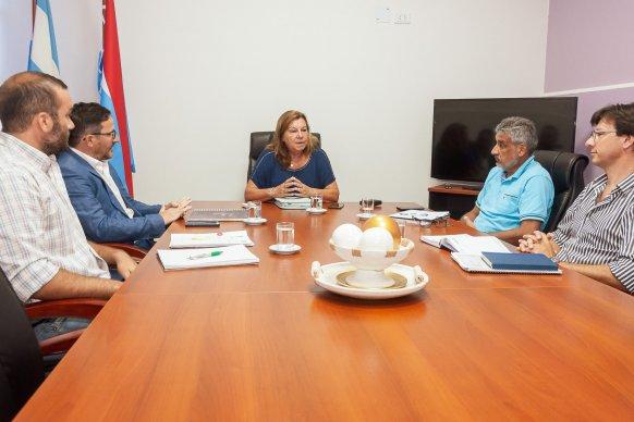 La provincia planifica obras que beneficien al sector citrícola
