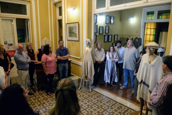 Rómulo Vidal es el nuevo director del Museo y Mercado de Artesanías de la provincia