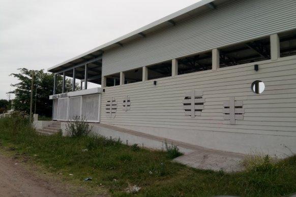 La provincia finalizará la obra en el jardín de infantes del barrio El Brillante de San José