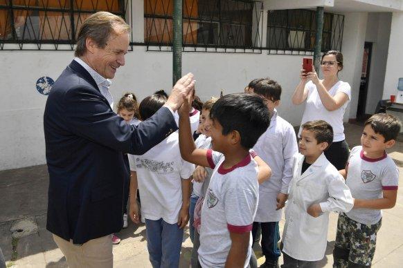 La provincia ejecutará más de 200 obras en escuelas en el marco del plan vacaciones