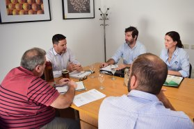 La provincia avanza con el Copaer en temas de interés para el sector