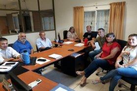 Producción trabaja de manera integral el plan Argentina contra el hambre