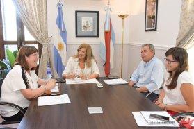 La provincia trabaja para reforzar la seguridad vial en municipios