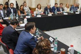 Entre Ríos participó de la reunión con Nación previa a la paritaria nacional docente
