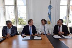 El gobierno nacional avanza con Entre Ríos en asistir al sistema previsional