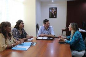 El CGE y el Ministerio de Desarrollo Social delinean acciones en materia de prevención de violencia infanto juvenil