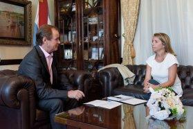 Bordet propondrá proyectos para mejorar la calidad institucional en la provincia