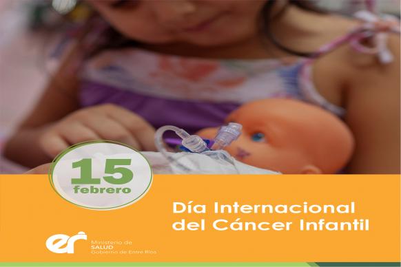 La detección temprana del cáncer infantil favorece las posibilidades de curación