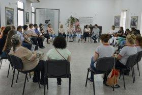 Se planifica la producción anual de frazadas con cooperativas y talleres textiles