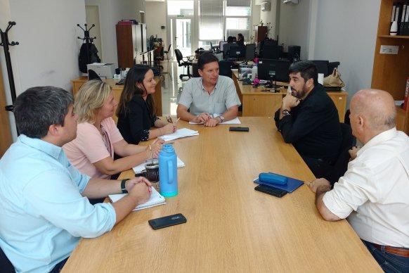 La provincia coordina acciones  para desarrollo y ordenamiento territorial en Villaguay