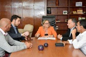 La provincia refuerza su apoyo a entidades deportivas del departamento Gualeguaychú